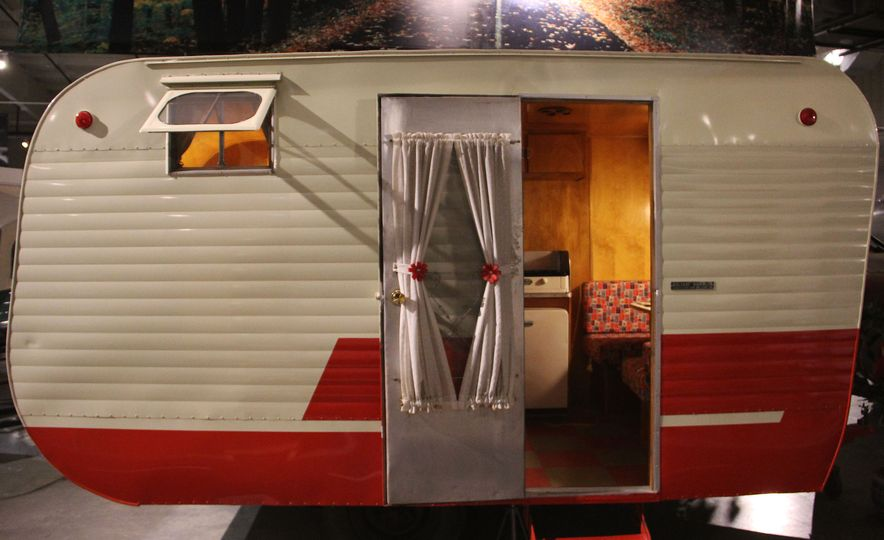 Classic Camper Cool: We Visit the RV Museum and Hall of Fame - Slide 13