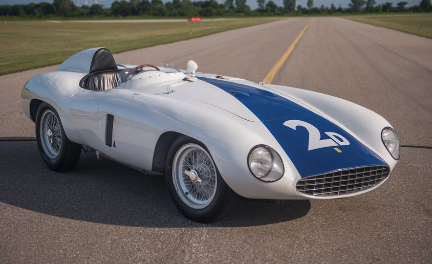 The 10 Most Expensive Cars Sold at the 2016 Monterey Auctions, Day 2 - Slide 16