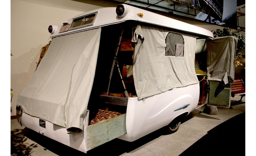 Classic Camper Cool: We Visit the RV Museum and Hall of Fame - Slide 15