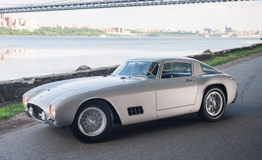 The 10 Most Expensive Cars Sold at the 2016 Monterey Auctions, Day 3 - Slide 14