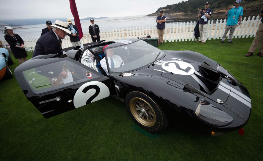 Editors' Picks: Our Favorites from the 2016 Pebble Beach Concours d'Elegance - Slide 20
