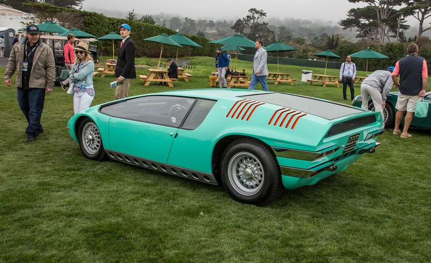 Editors' Picks: Our Favorites from the 2016 Pebble Beach Concours d'Elegance - Slide 23