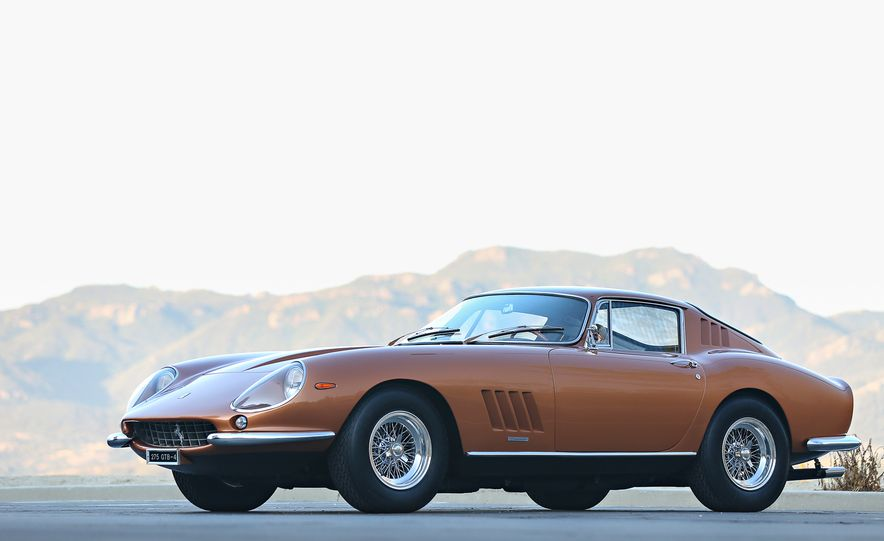 The 10 Most Expensive Cars Sold at the 2016 Monterey Auctions, Day 3 - Slide 2
