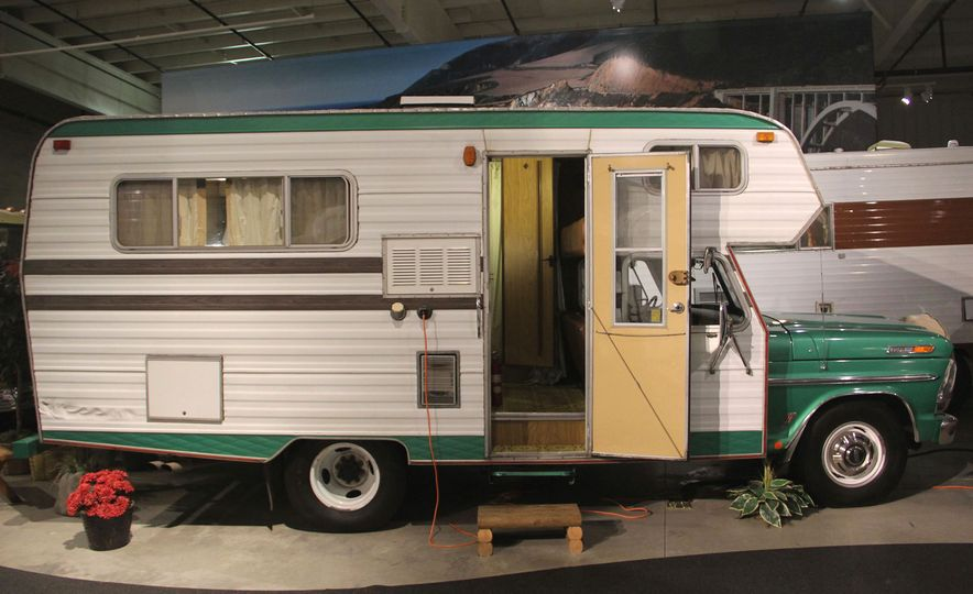 Classic Camper Cool: We Visit the RV Museum and Hall of Fame - Slide 22