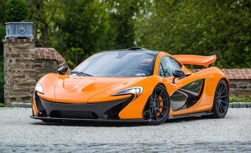 The 10 Most Expensive Cars Sold at the 2016 Monterey Auctions, Day 2 - Slide 6