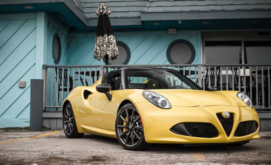 Four-Bangers for Your Buck: The 10 Most Expensive Cars with a Four-Cylinder Engine - Slide 12