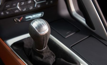 Here's How Many New Chevrolet Corvettes Have Manual Transmissions