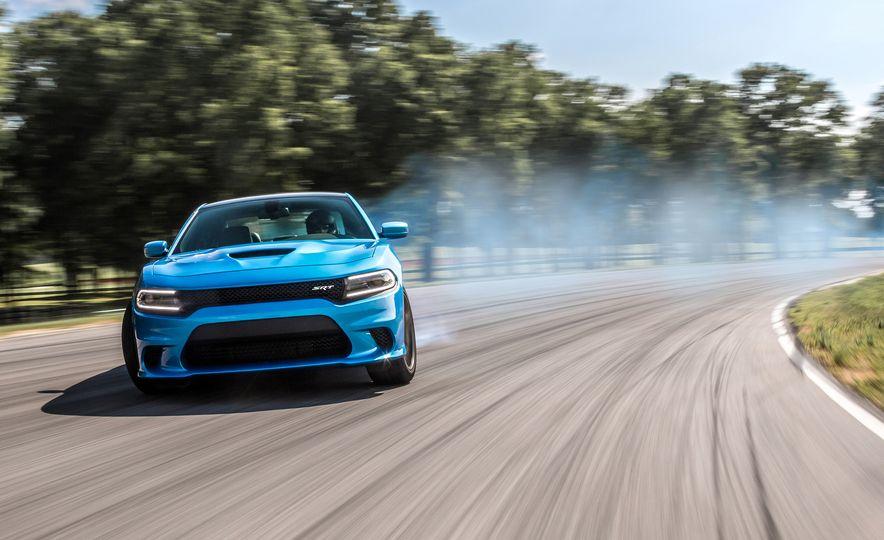 2016 Dodge Charger SRT Hellcat - Slide 1