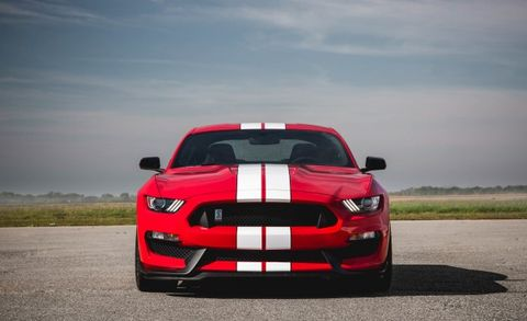 Shelby GT350 Owners Sue Ford for Overheating on the Track