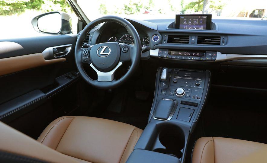 2016 Lexus CT200h - Slide 23