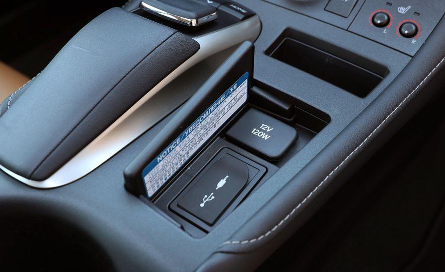 2016 Lexus CT200h - Slide 33
