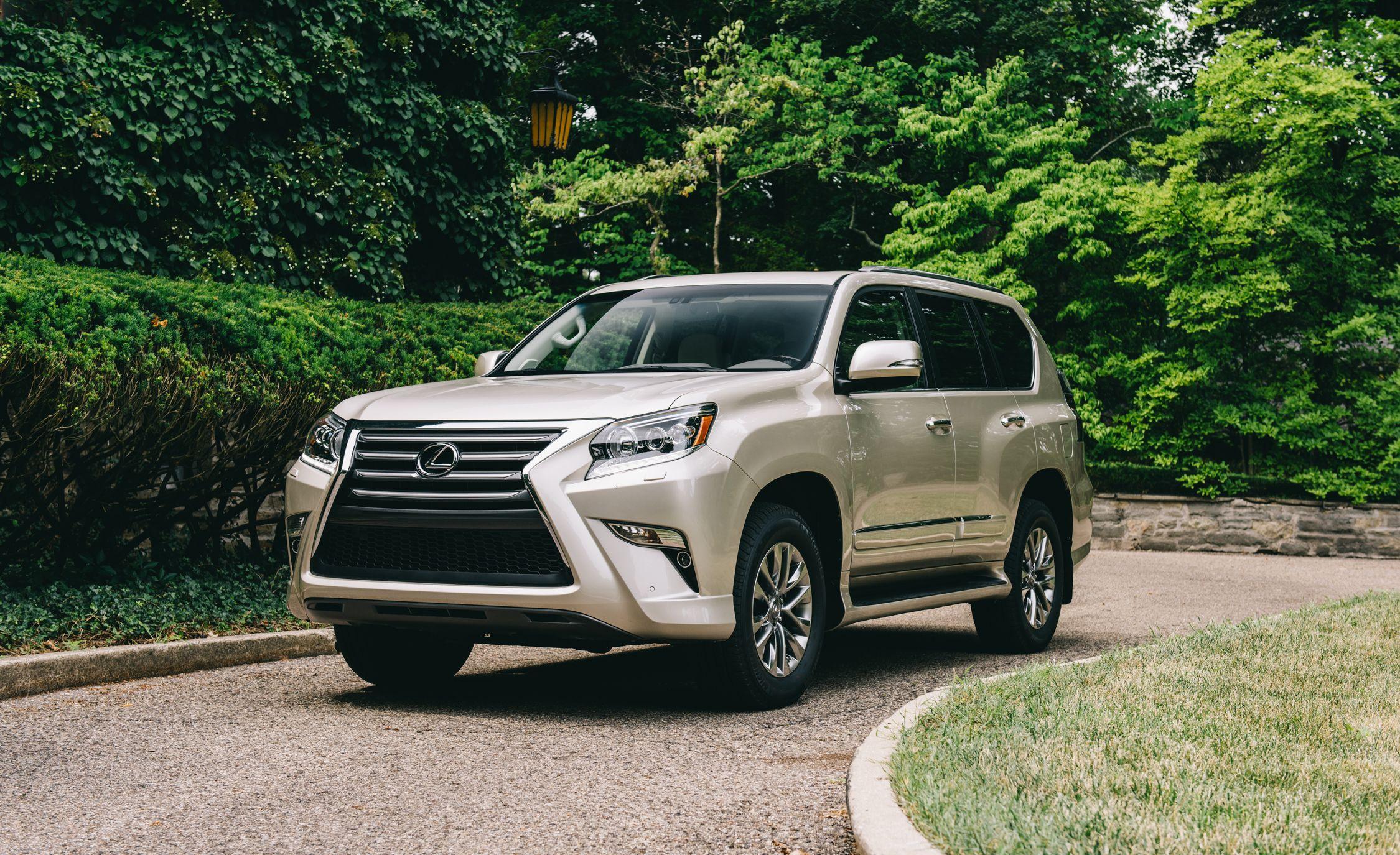 2019 Lexus Gx Reviews Price Photos And Specs Car Driver