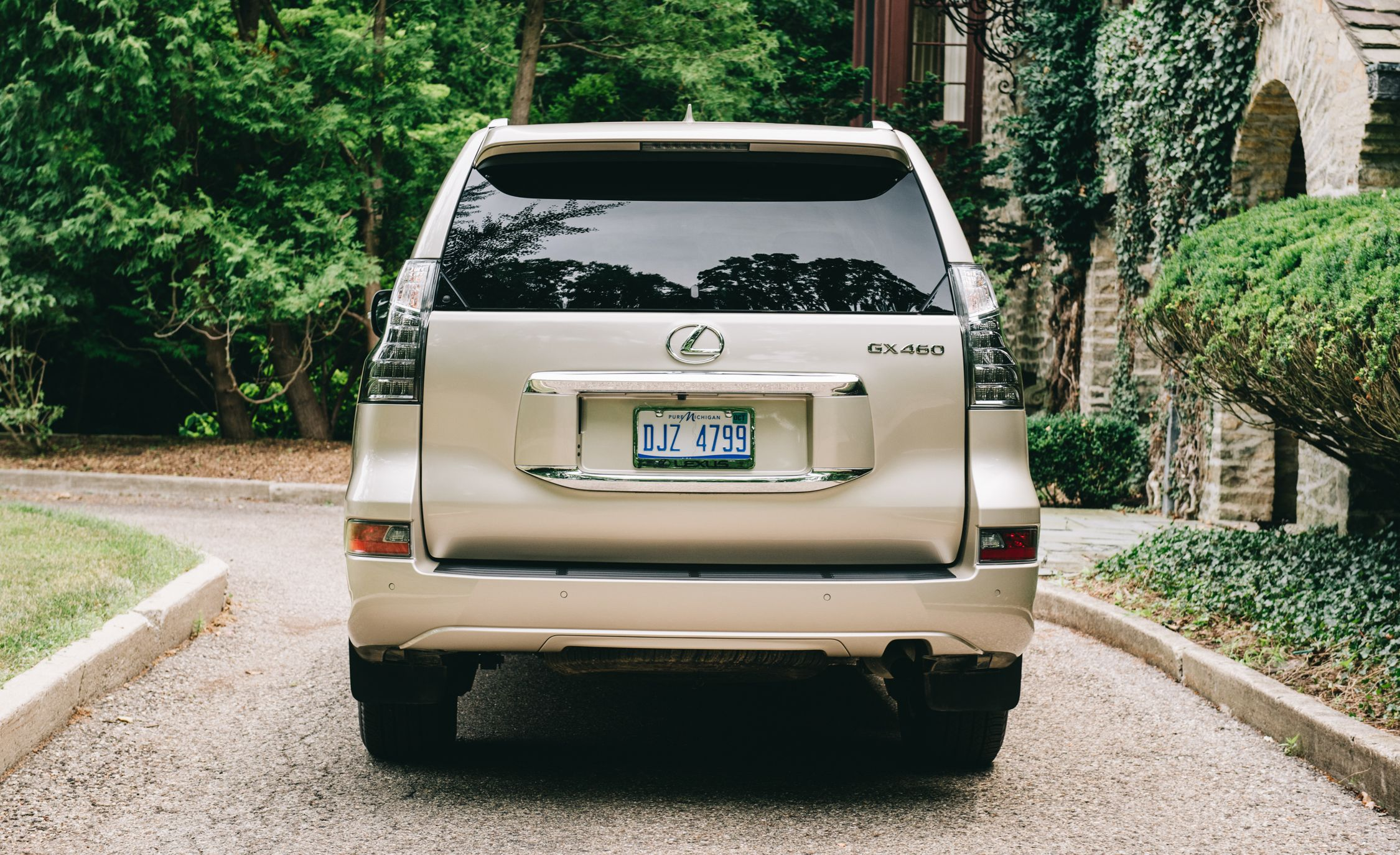 2019 Lexus GX 460 Review An Old Model Wins Wrong Reasons