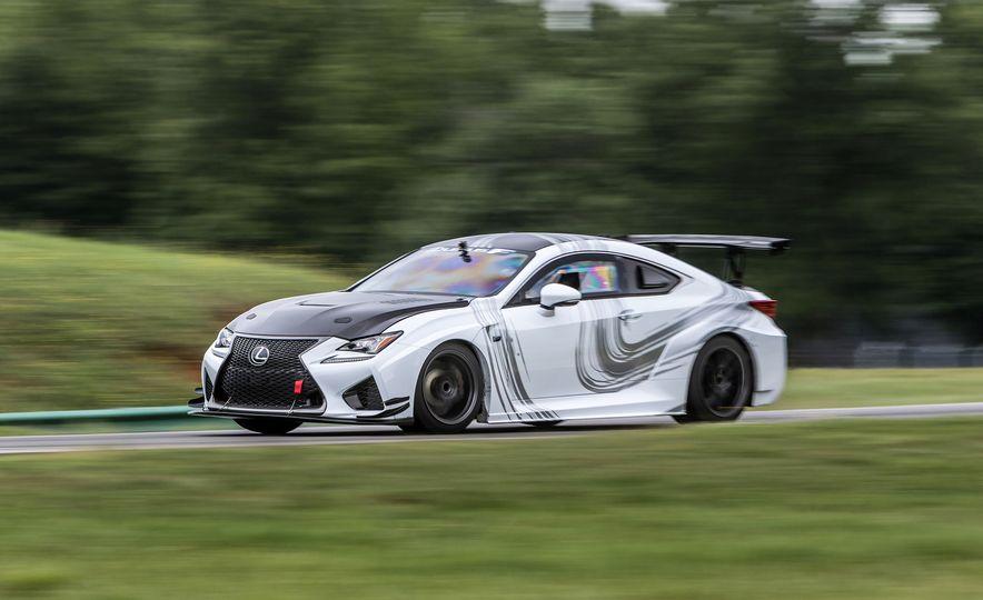 2016 Lexus RC F GT concept - Slide 1