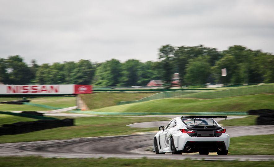 2016 Lexus RC F GT concept - Slide 12