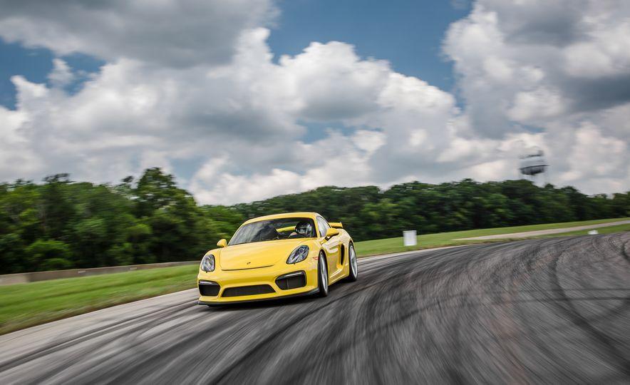 2016 Porsche Cayman GT4 and 2017 Audi R8 V-10 Plus - Slide 7