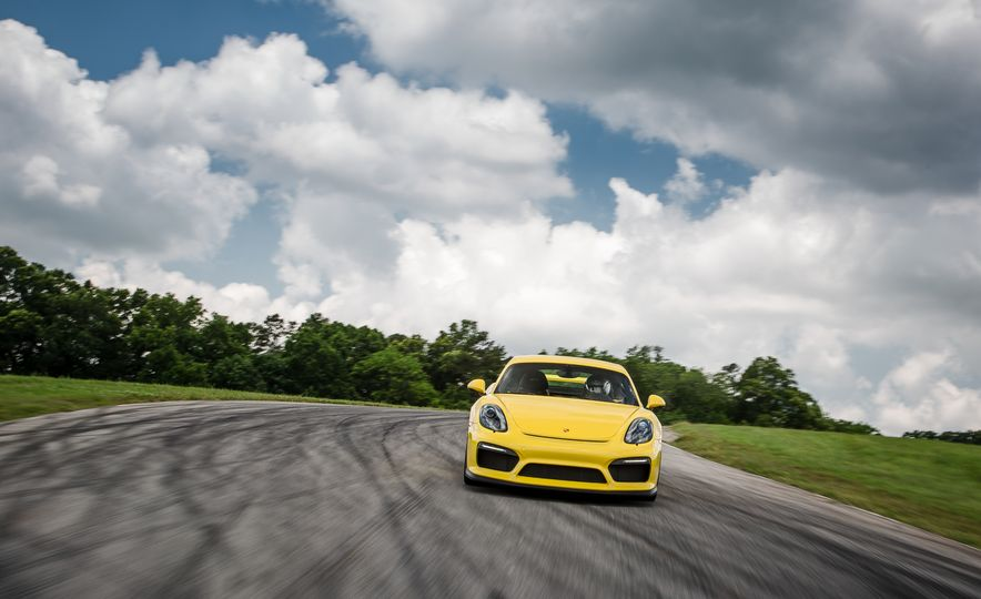 2016 Porsche Cayman GT4 and 2017 Audi R8 V-10 Plus - Slide 8