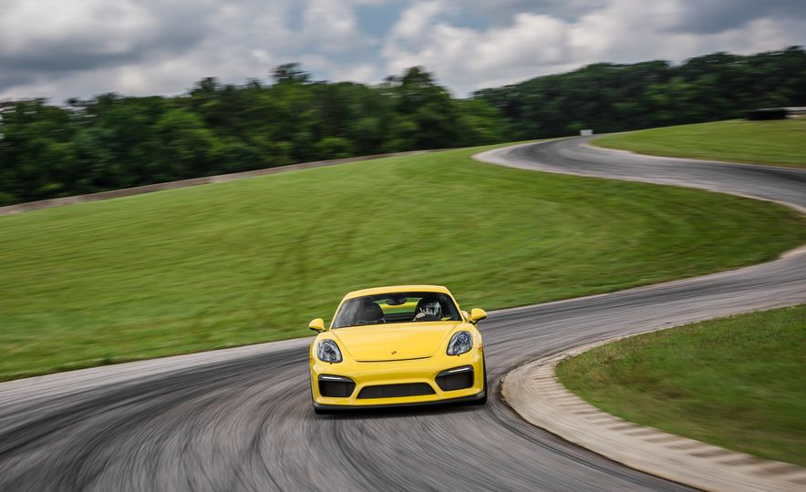 2016 Porsche Cayman GT4 and 2017 Audi R8 V-10 Plus - Slide 10