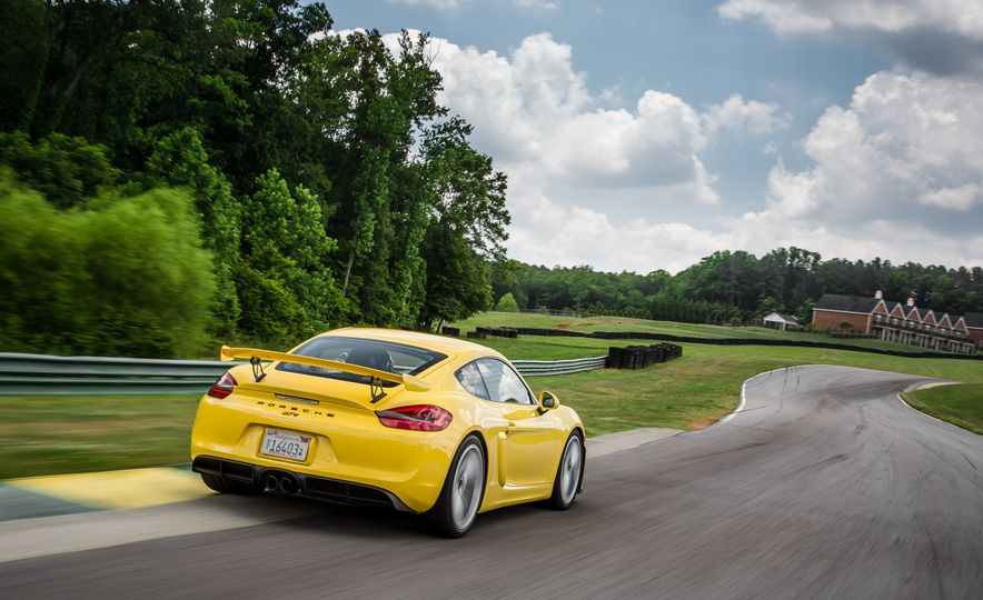 2016 Porsche Cayman GT4 and 2017 Audi R8 V-10 Plus - Slide 21