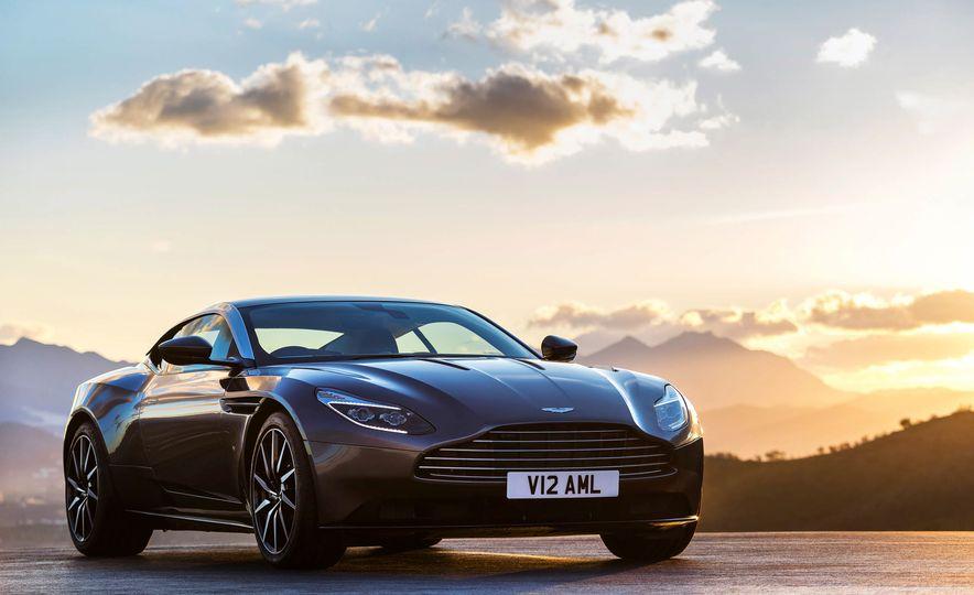 2017 Aston Martin DB11 - Slide 1