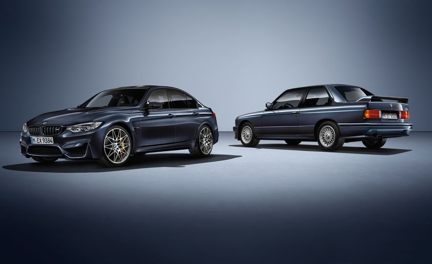 2017 BMW M3 30th Anniversary Edition - Slide 1
