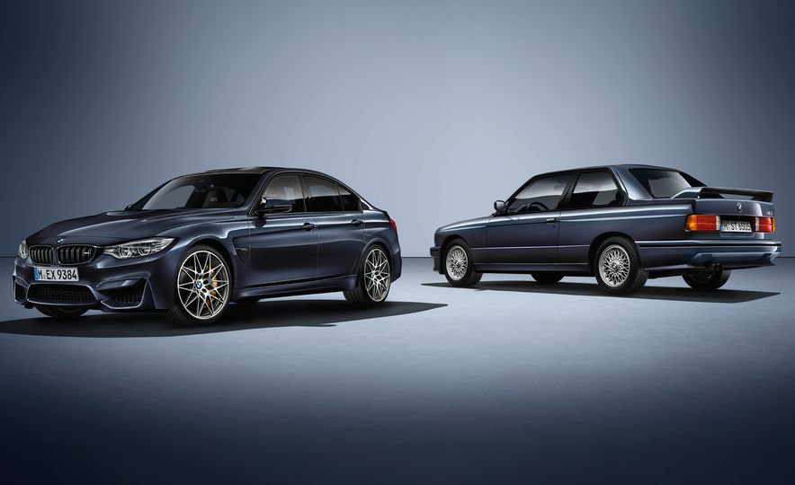 BMW M3 30th Anniversary: A Look Back at the Ultimate Ultimate Driving Machine - Slide 2