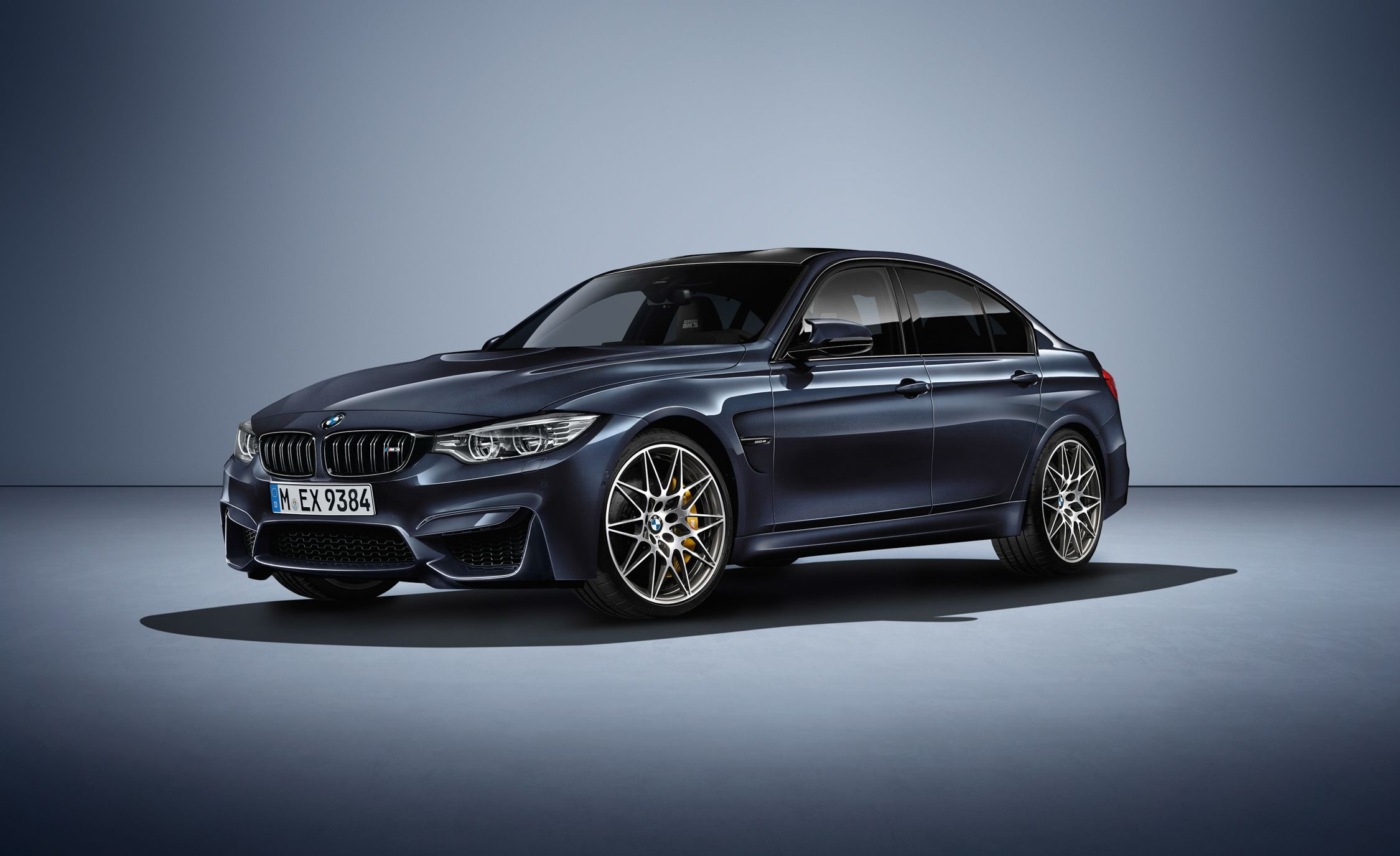 BMW Releases Pricing for Limited-Edition 30 Jahre M3 – News – Car ...