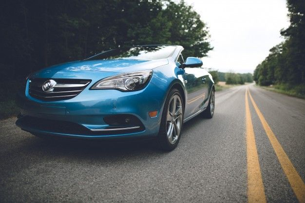 True Blue: 2017 Buick Cascada ST Can Be Had in Any Color, As Long As It's Blue