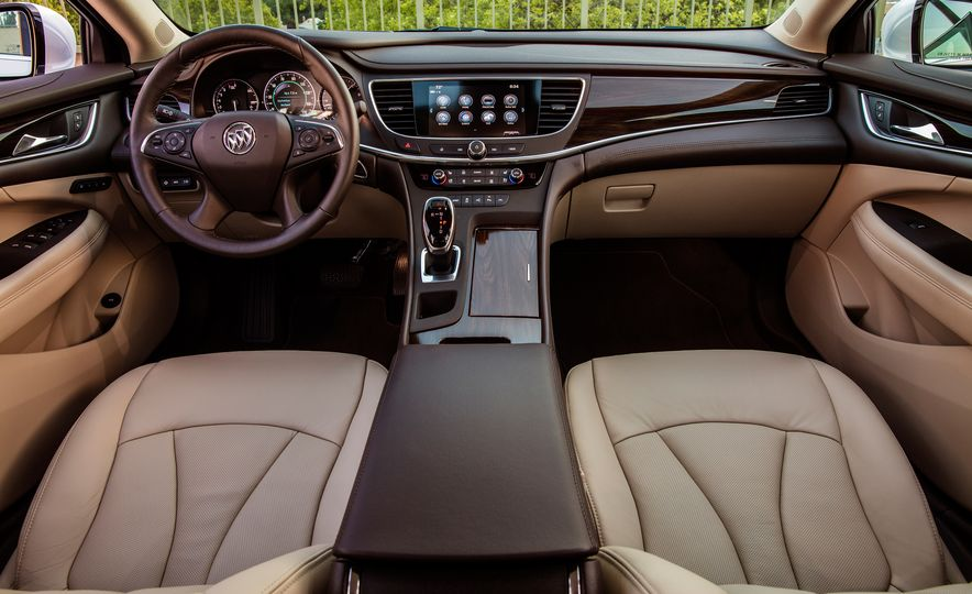 2017 Buick LaCrosse - Slide 5