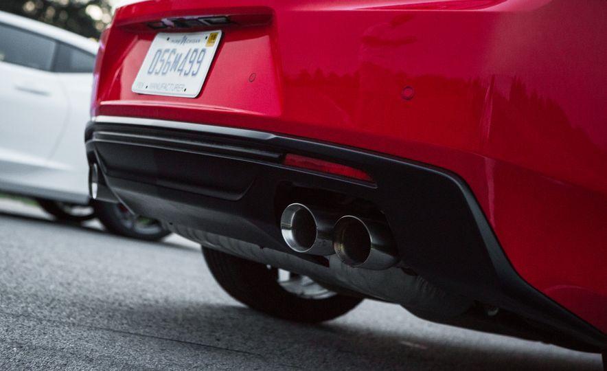 Track Rats: 2017 Chevrolet Camaro V-6/SS 1LE Deep Dive! - Slide 7
