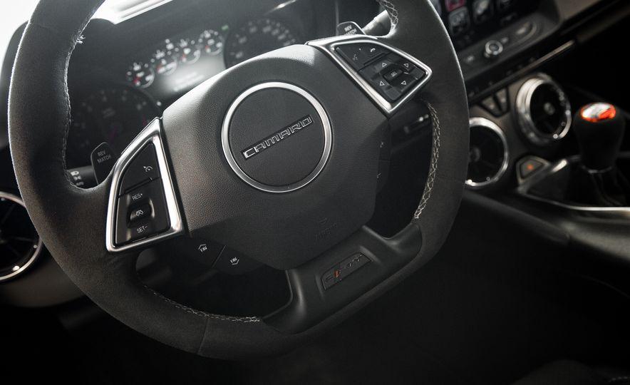 Track Rats: 2017 Chevrolet Camaro V-6/SS 1LE Deep Dive! - Slide 9