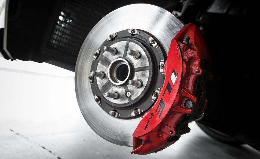 Track Rats: 2017 Chevrolet Camaro V-6/SS 1LE Deep Dive! - Slide 15
