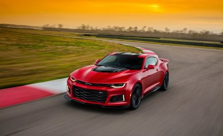 ZL1-derful: Chevy Prices Camaro with 650-Horsepower LT4 from $62,135