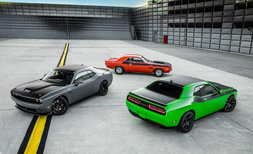 2017 Dodge Challenger T/A - Slide 1