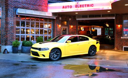 If You Ain't First, You're Last: Dodge Unveils 2017 Charger Daytona