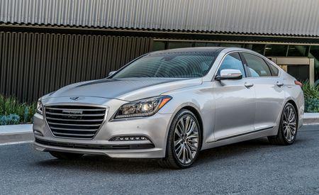 New Cars for 2017: Genesis – Car News