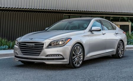 Badge Snobbery: 2017 Genesis G80 Costs $2650 More Than Its Hyundai Predecessor