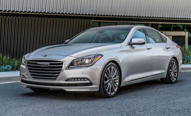 Badge Snobbery: 2017 Genesis G80 Costs $2650 More Than Its Hyundai Predecessor