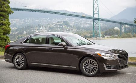 Meet the G That Cost Me: 2017 Genesis G90 to Start at $69,050
