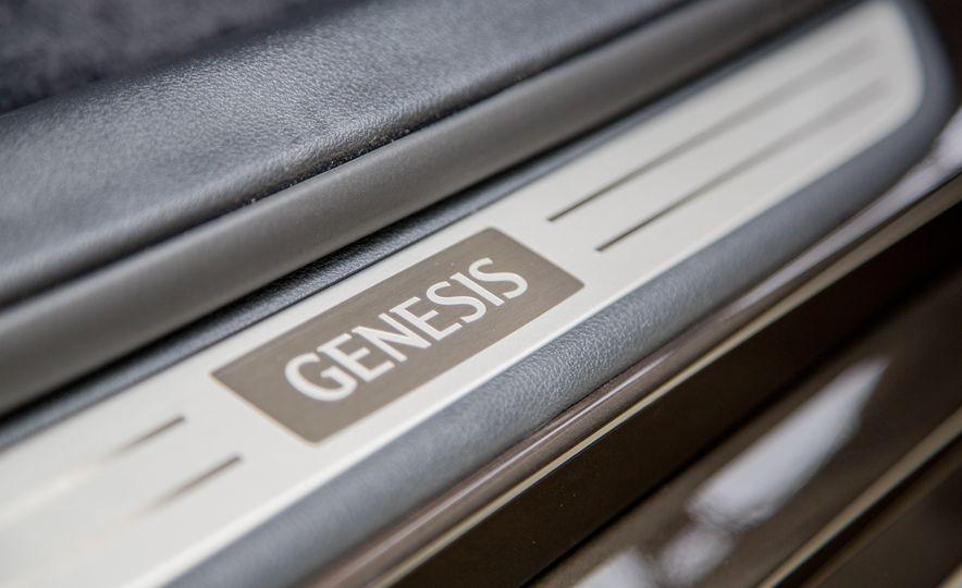 2017 Genesis G90 - Slide 54