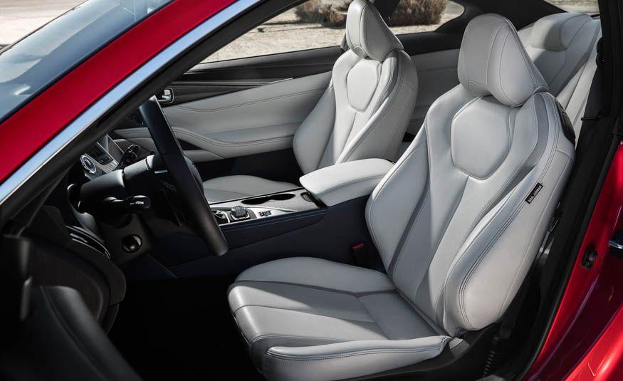 2017 Infiniti Q60S coupe - Slide 15