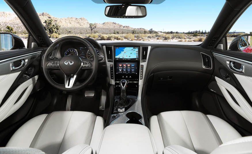 2017 Infiniti Q60S coupe - Slide 16