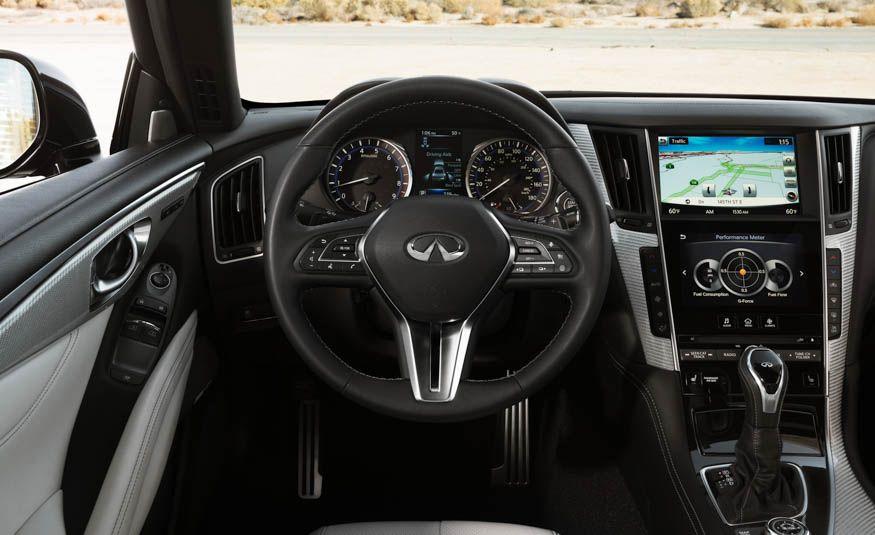 2017 Infiniti Q60S coupe - Slide 17