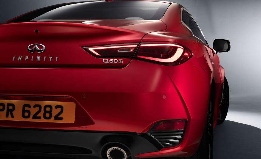 2017 Infiniti Q60S coupe - Slide 23