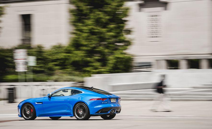 2017 Jaguar F-type S coupe - Slide 5