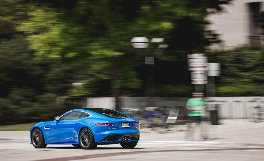 2017 Jaguar F-type S coupe - Slide 6