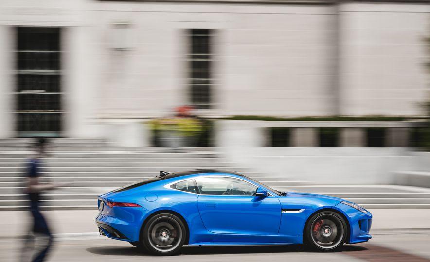2017 Jaguar F-type S coupe - Slide 9