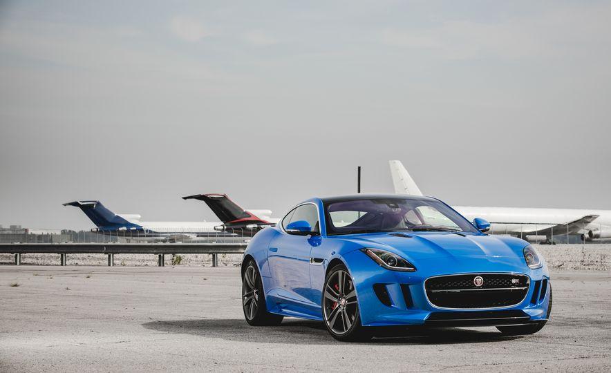 2017 Jaguar F-type S coupe - Slide 13