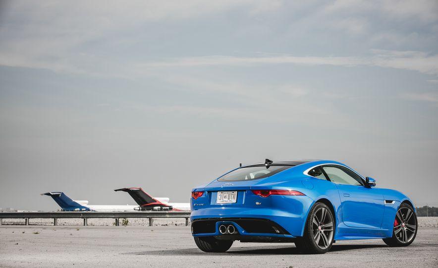 2017 Jaguar F-type S coupe - Slide 20