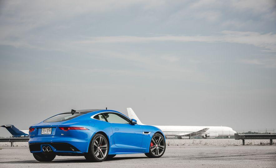 2017 Jaguar F-type S coupe - Slide 21